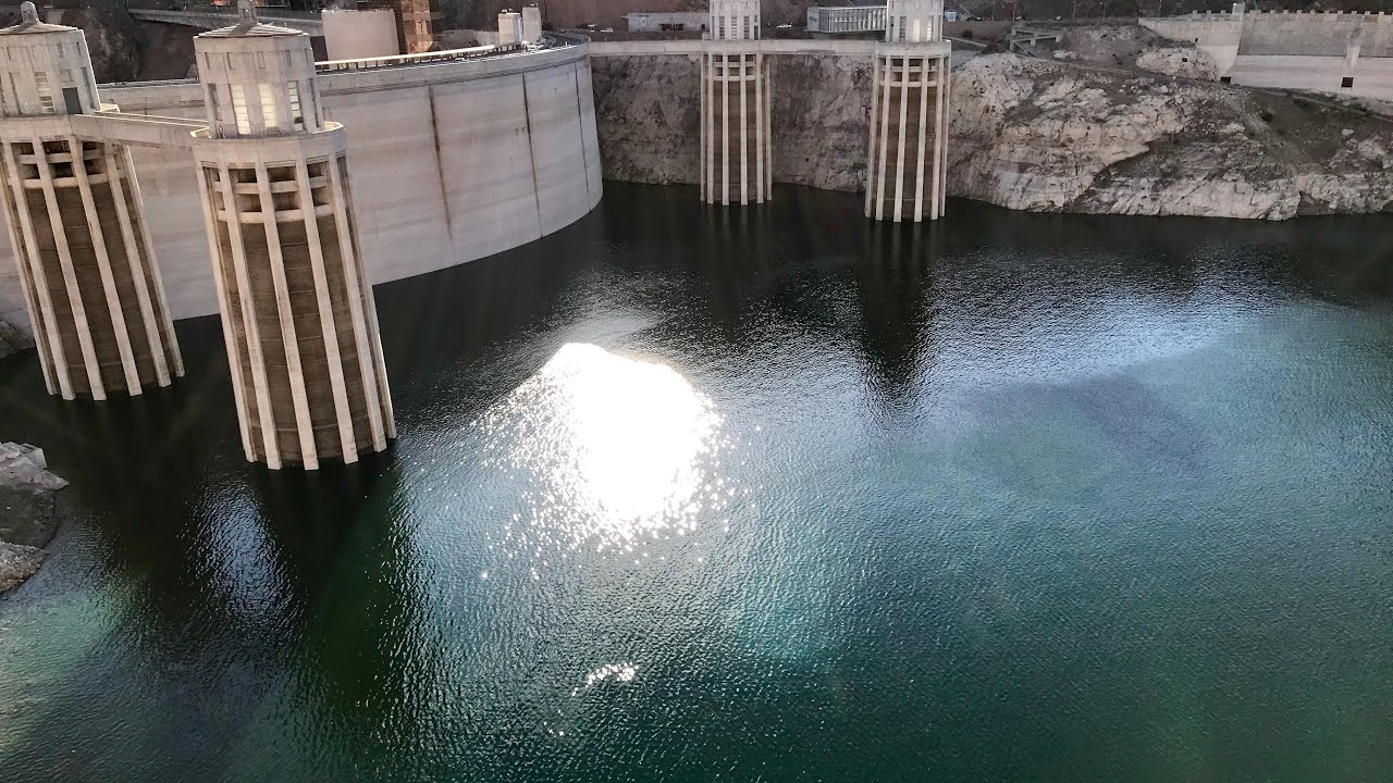 Hoover Dam LOW WATER LEVEL May 24, 2019 - YouTube |Hoover Dam Water