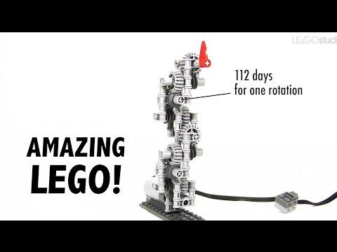 10 Mind-Bending LEGO Technic Creations!