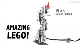 10 Mind-Bending LEGO Technic Creations!
