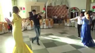 Чеченская свадьба в Бишкеке