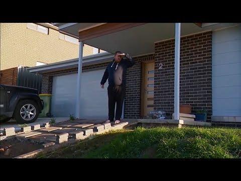 Homeowner tells Aussie PM Scott Morrison to 'get off' newly-seeded lawn