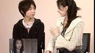 仮面ライダー響鬼 スペシャルインタビュー 明日夢&みどり 梅宮万紗子 動画 26