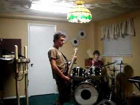 Holiday-Greenday (Bass and Drums)