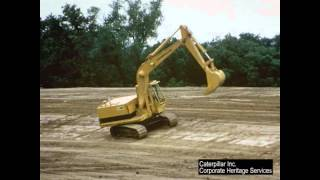 Cat® 225 Hydraulic Excavator at Power Parade 1973