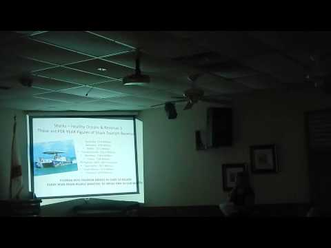Shark Whisperer Organization Presentation to Deerfield Womens Club