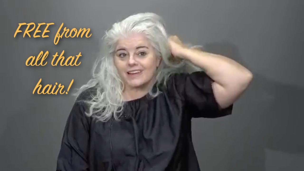 PLEASE CHOP MY HAIR OFF! A MAKEOVERGUY® Makeover