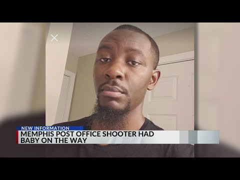 Memphis post office shooter had baby on the way