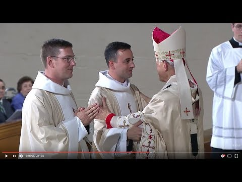 2017 Ordination to the Priesthood   Archdiocese of Washington