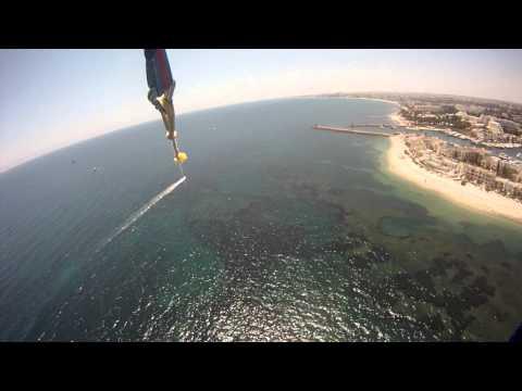 Marhaba Palace - Port El Kantaoui - Paragliding June 2014