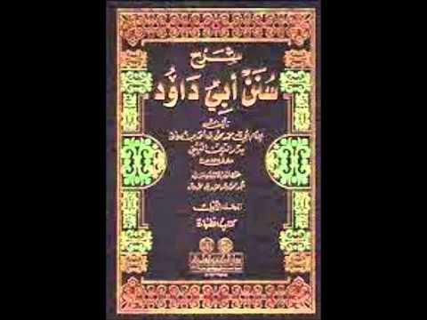 Sunan Abu Dawud  Sh/ Hassen Abdallah part 17