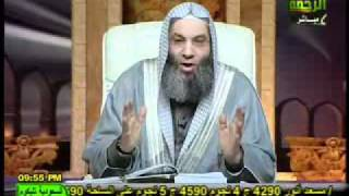 جبريل يسأل للشيخ محمد حسان  11-1-2012
