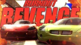 TRAFFIC DESTRUCTION!!! | Burnout Revenge!