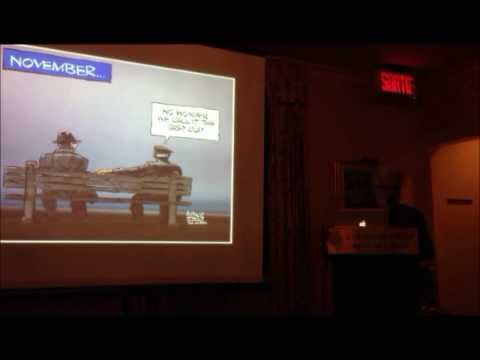 Montreal Press Club 65th Anniversary with Terry Mosher - Part 2