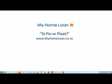 Should I Fix or Float My Mortgage in 2012 - New Zealand Market