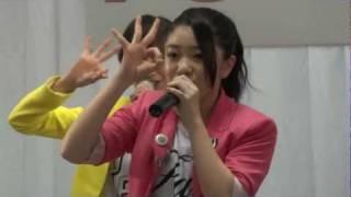 Fairies ☆ 2012.01.15 イオンモール甲府昭和 1500 Sweet Jewel