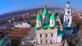 видео город Астрахань достопримечательности