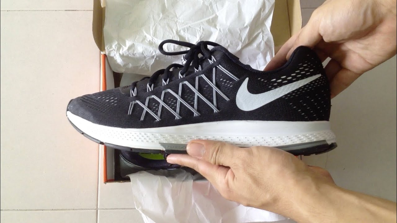 Nike Pegasus 32 Unboxing and Quick Test!
