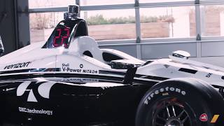 Simon Pagenaud'S New Indycar Aero Kit And Livery
