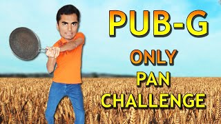 Only PAN Challenge | PUBG Mobile Gameplay