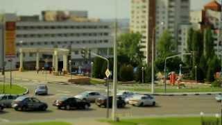 Canon 600D+ Industar tilt -- Белгород TILT 2