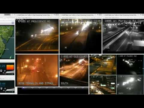 LIVE: Seattle Police/News/Street-Cam Feeds