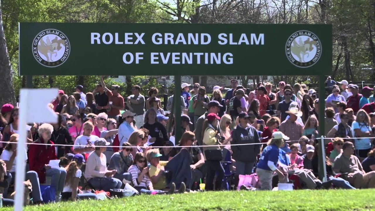 NBC Sports Wrap-Up of 2014 Rolex Kentucky Three-Day Event