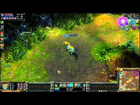 League of Legends 2 - Strategic Placement
