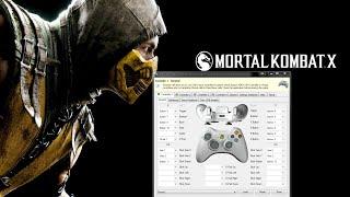 x360ce Emulator for Mortal Kombat X | Use Joypads for MKX for PC