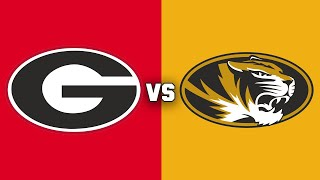 #2 Georgia vs. Missouri | 2018 CFB Highlights