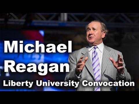 Michael Reagan - Liberty University Convocation