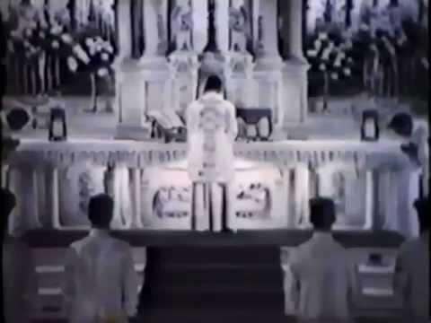1940 Latin Mass Full Version