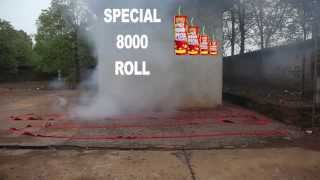 Special 8000 Roll