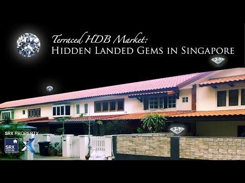 Landed Singapore Homes Under $1 Million