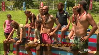 Dokunulmazlık oyunu sonrası Gönüllüler karıştı! |55. Bölüm | Survivor 2017