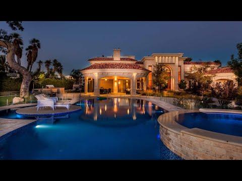 A Majestic $20 Million USD Mansion In Caesarea.