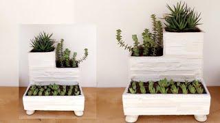 Sobras De Cerâmica Vira Vaso Para Plantas