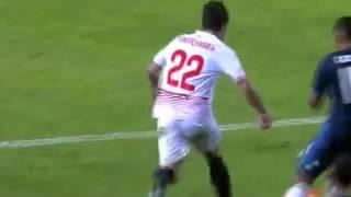 Реал Мадрид - Севилья 2-1 гол Банеги