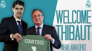 REVEALED: Has Thibaut Courtois Confirmed Real Madrid Transfer...?! | Transfer Talk