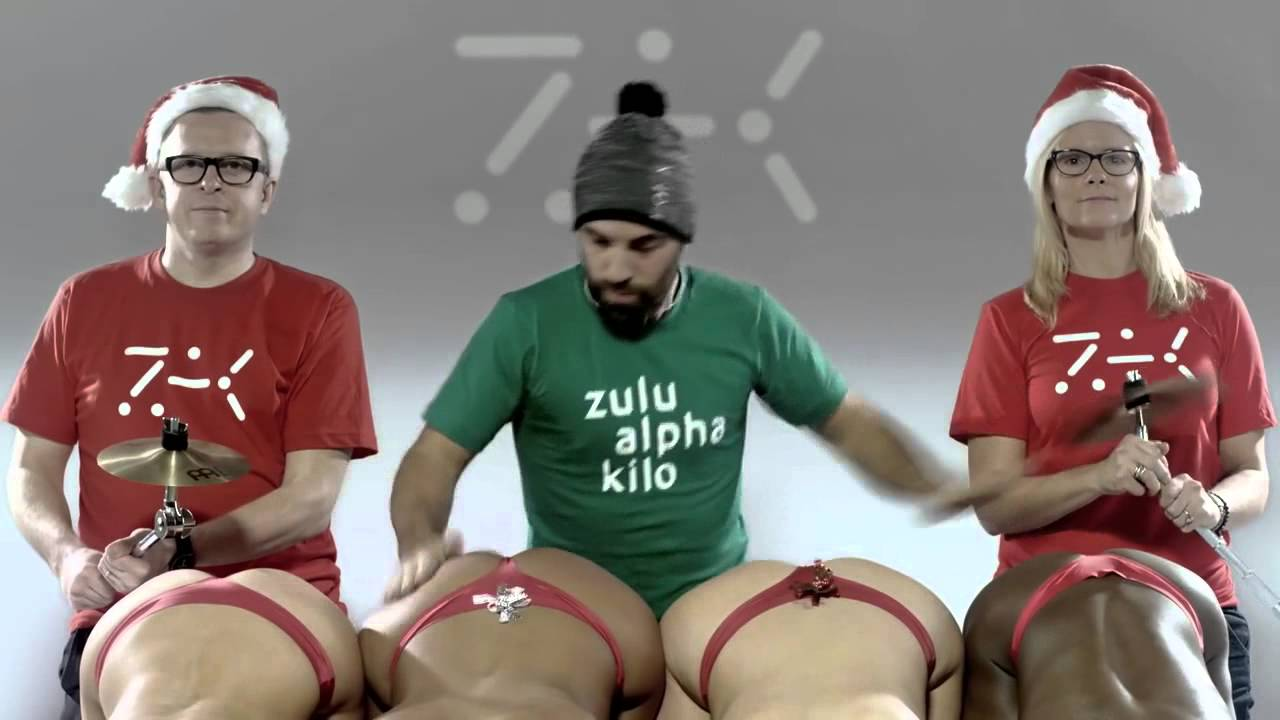Zulu Alpha Kilo - Jingle Butts (Jingle Bells)