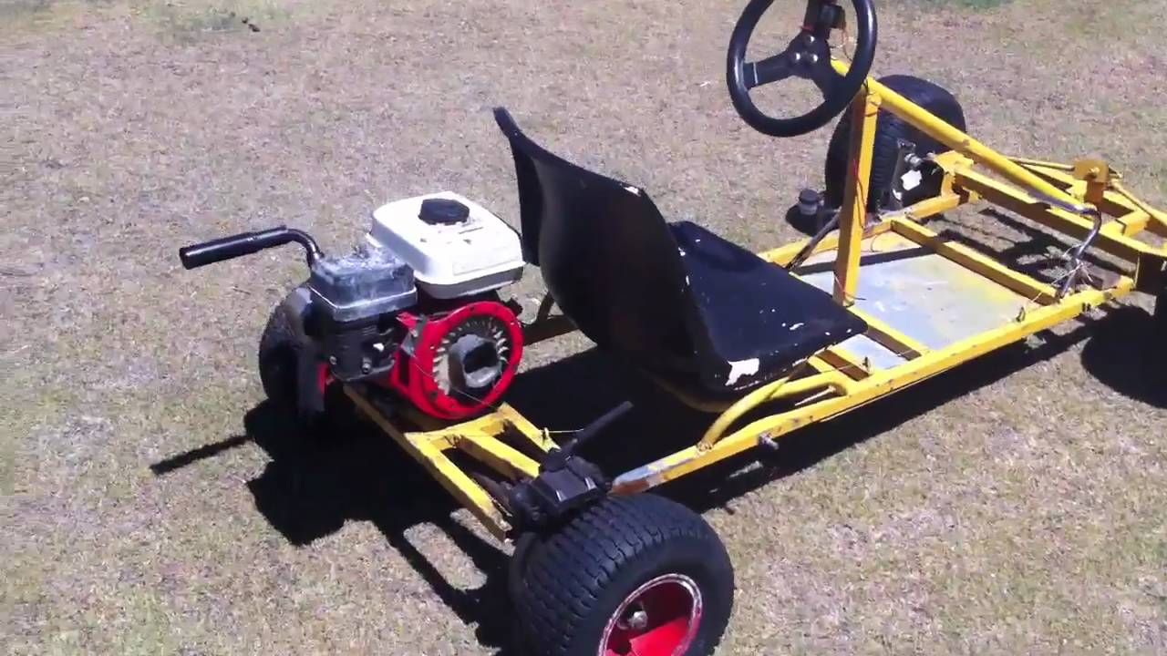 Electric Go Kart Kits Build