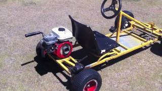 How To: Build A Go Kart