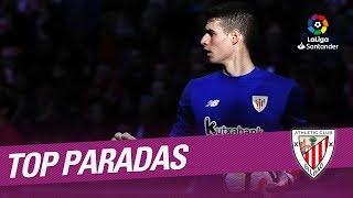 TOP Paradas Athletic Club LaLiga Santander 2017/2018