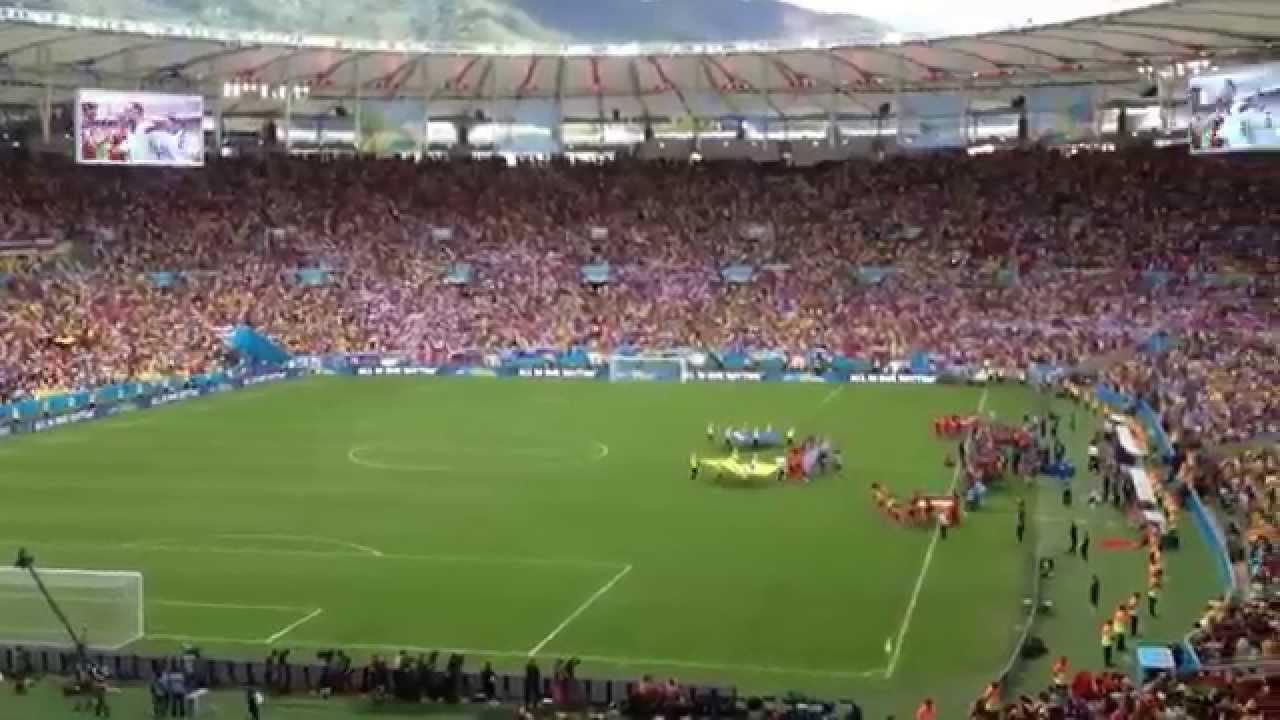 World Cup 2014 Russia Vs Belgium Russian National