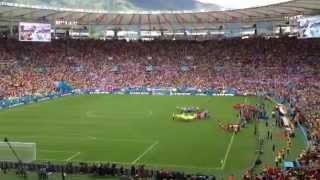 world cup 2014 russia vs belgium russian national anthem