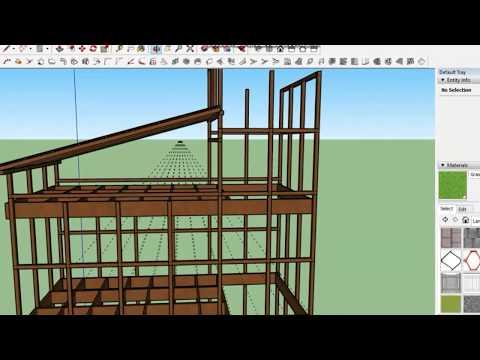 Animasi TERBARU Gedung WALET Kalimantan