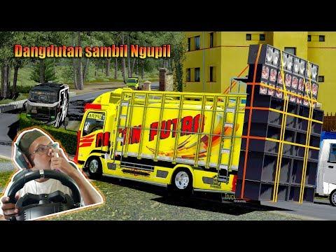Truk Canter Angkut Beras Oleng Kapten Ets2 Truk Cabe Stut Jack
