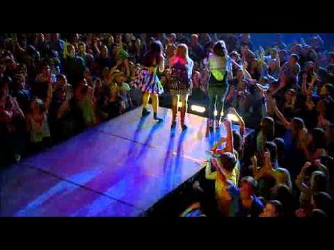 Lemonade Mouth - Breakthrough (Official Music Video)