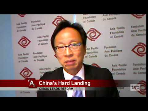 Yuen Pau Woo: China's Hard Landing - YouTube