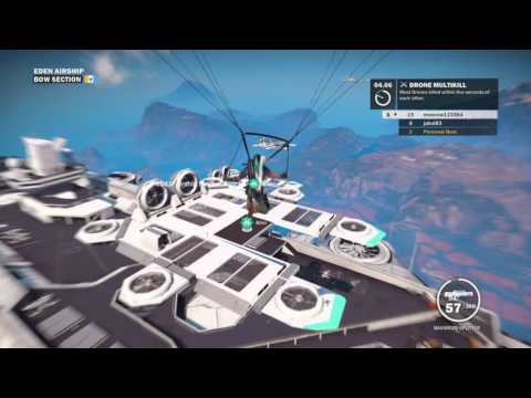 Just Cause 3 sky fortress dlc |
