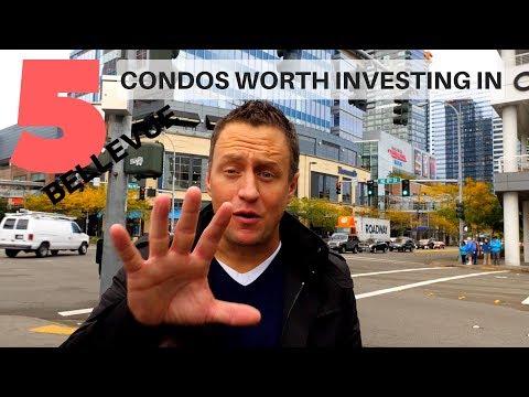 5 Bellevue Condos To Invest In, Downtown Bellevue